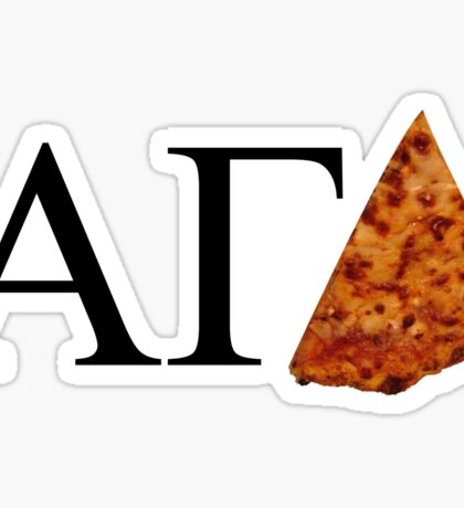 Pizza AGD Sticker