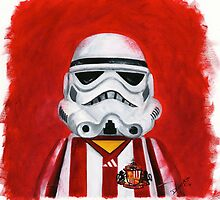 SAFC Trooper by Deborah Cauchi