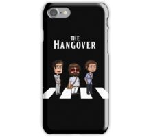 THE HANGOVER ABBEY ROAD iPhone Case/Skin
