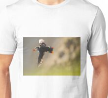 Flying Shetlands Puffin Unisex T-Shirt