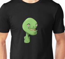 Green Gralien Unisex T-Shirt