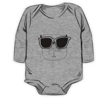Cool cat One Piece - Long Sleeve