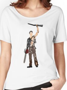 Ash - The Evil Dead Women's Relaxed Fit T-Shirt