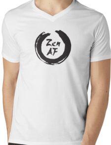 Zen AF Mens V-Neck T-Shirt