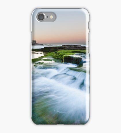 Newcastle South Beach Moss iPhone Case/Skin