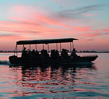 Going Home, Chobe National Park, Botswana by Adrian Paul