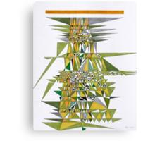 Tetris n. 4 Canvas Print