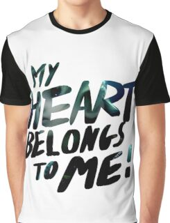 My Hearts Belongs to Me! - Roxas Graphic T-Shirt