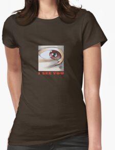 Eye n. 46 Womens Fitted T-Shirt