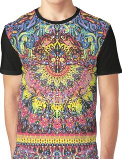 Incandescent Dance Graphic T-Shirt
