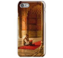 Jama Masjid iPhone Case/Skin