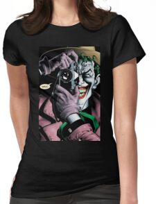 ss Womens Fitted T-Shirt