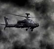 Apache Fire  by J Biggadike