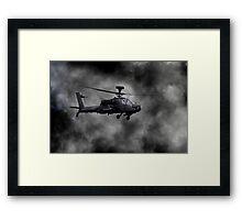 Apache Fire  Framed Print