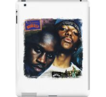 -MUSIC- The Infamous Cover iPad Case/Skin