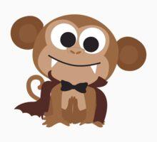 Vampire Monkey Kids Tee