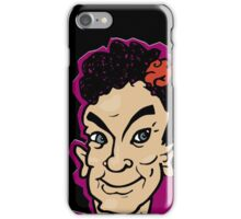 David S. Pumpkins, Any Questions? iPhone Case/Skin