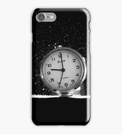 Meaningful objects: The Old Clock iPhone Case/Skin