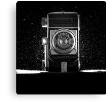 Meaningful objects: The Camera Canvas Print
