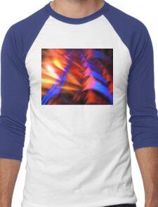 Volcanic Mountains Men's Baseball ¾ T-Shirt