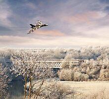Vulcan Winter  by J Biggadike