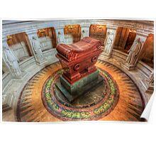Napoleon's Tomb © Poster