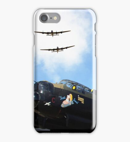 3 Lancs at East Kirkby  iPhone Case/Skin