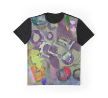 In A Purple Dream Graphic T-Shirt