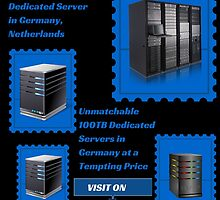 Germany unmetered webhosting by germanyunmetere