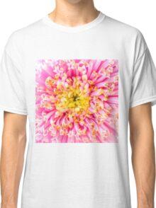 Pink & Yellow Classic T-Shirt