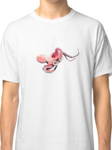 Red Octopus / Rote Krake Classic T-Shirt