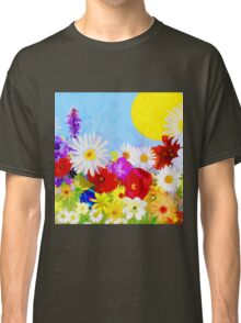 WILDFLOWERS Classic T-Shirt