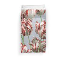 Tulipomania - The Semper Augustus Duvet Cover