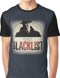 The Blacklist t shirt Graphic T-Shirt