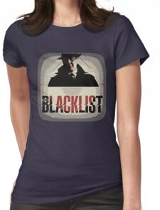The Blacklist t shirt Womens Fitted T-Shirt