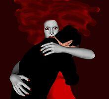 The embrace by artbyengels