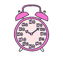 alarm clock Photographic Print