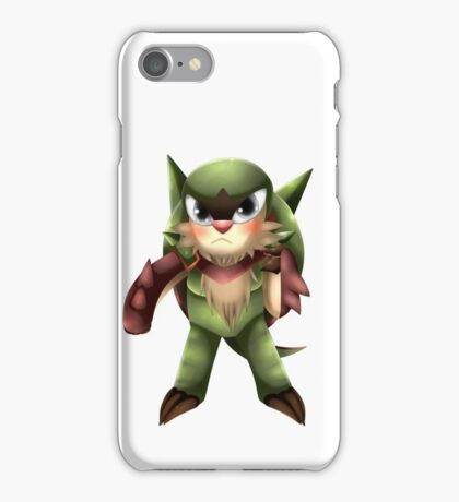 Shiny Chesnaught iPhone Case/Skin