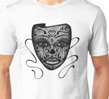 Day of The Dead Mask Unisex T-Shirt