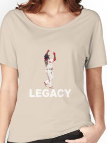 Legacy Papi Red-Sox t-shirt Women's Relaxed Fit T-Shirt