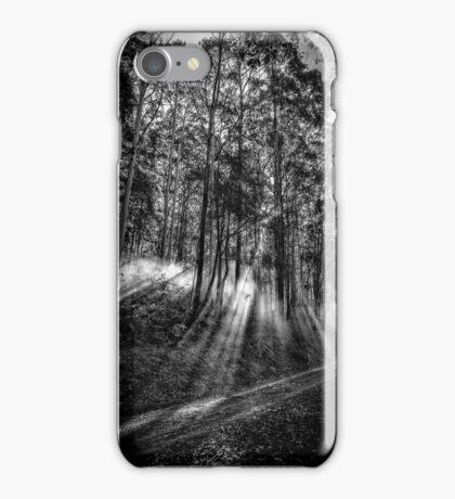 Dusty Dirt Track iPhone Case/Skin