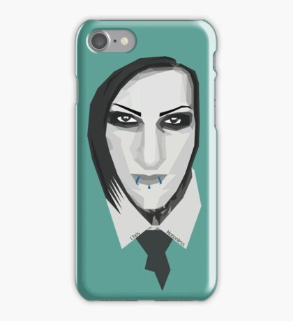 Chris Motionless iPhone Case/Skin