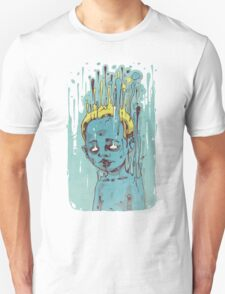 The Blue Boy with the Golden Hair Unisex T-Shirt