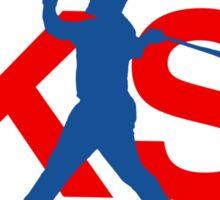 kyle schwarber KS WS cubs Sticker