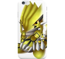 Shiny Groudon iPhone Case/Skin