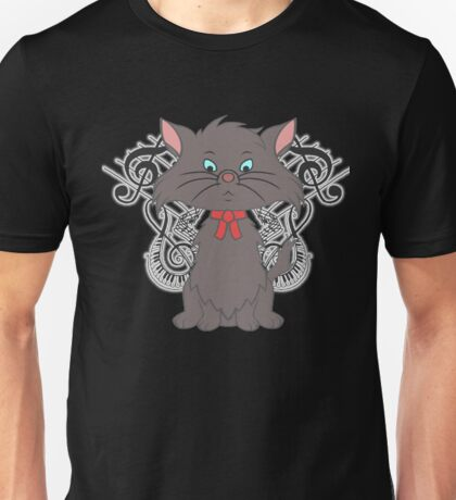 Piano Kitten Unisex T-Shirt