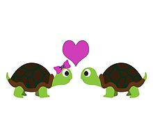 Turtle Love by Eggtooth