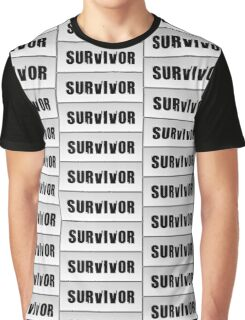 Survivor Graphic T-Shirt