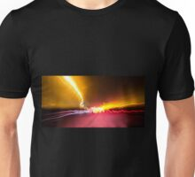 Light Show To Guayaquil Unisex T-Shirt