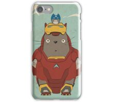My Neighbour Iron Totoro iPhone Case/Skin
